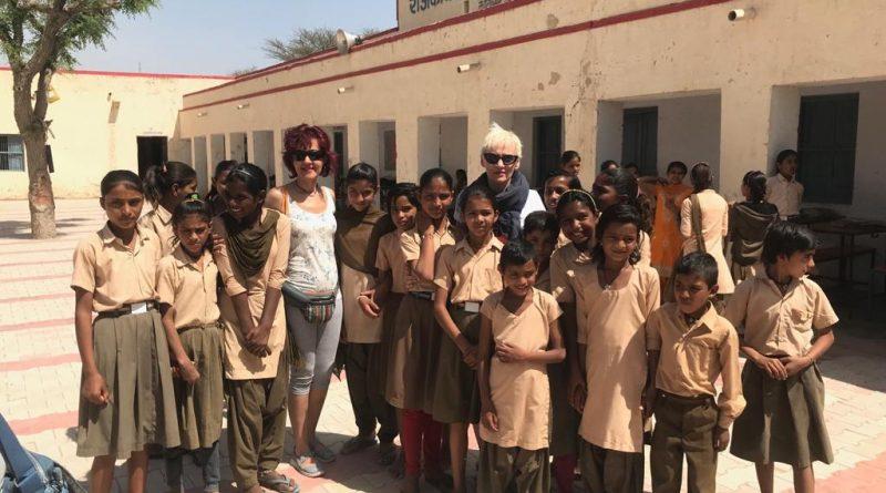 Campaña solidaria: de la Azucarera a la India