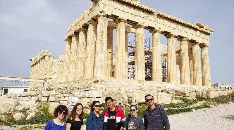Erasmus+ en Grecia