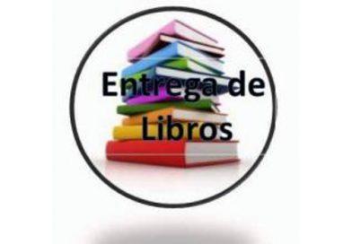 ENTREGA DE LIBROS: MIÉRCOLES 18