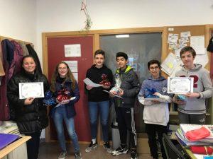 Recientemente los alumnos de 1º ESO realizaron la tradicional Pancake Race con gran participación. Enhorabuena a los ganadores que con sartén y pancake voladora consiguieron llegar los primeros.