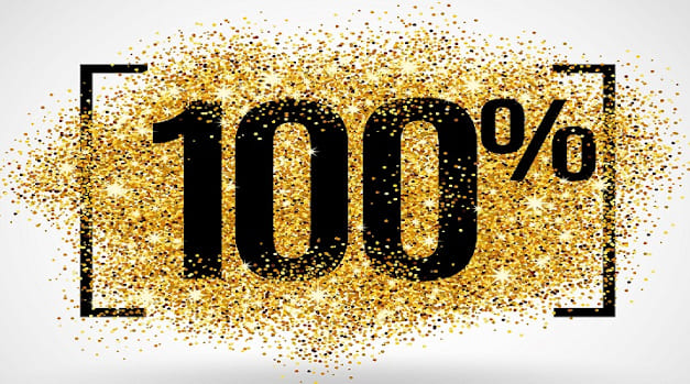 100% de aprobados EvaU